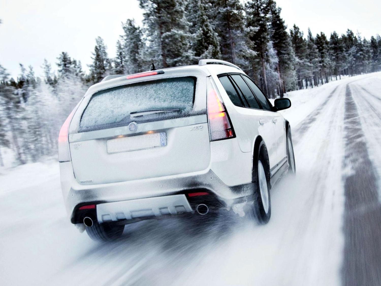 Переход на зимние шины